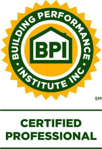 Certified Professional BPI Michigan