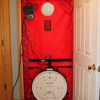 Grand Rapids Blower Door Testing
